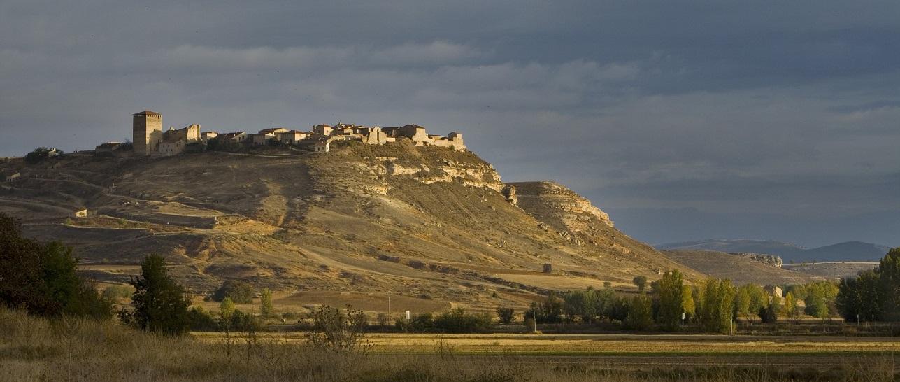 Pueblo de Haza (Burgos)